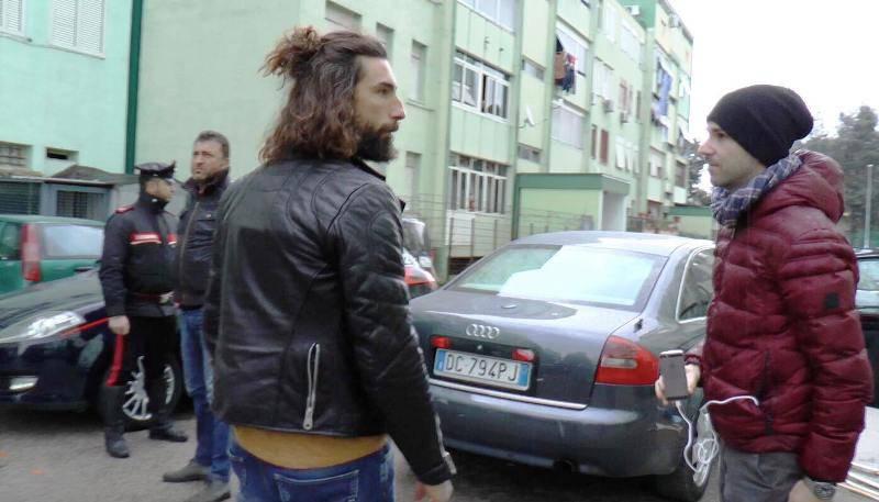 Aggressione a Brumotti nella troupe minacciata anche il giornalista Vincenzo Rubano
