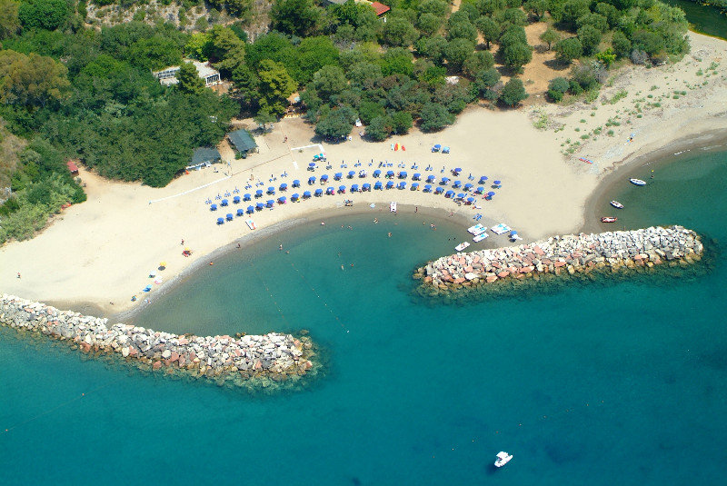 Palinuro tra le dieci spiagge più belle d'Italia