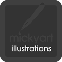 mickyart-illustration