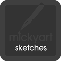 mickyart-sketches