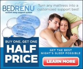 Bed Renu Mattress Support Fixes a Sagging Mat…