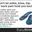 Easy Stride Inserts Stop Foot Pain and Align Body