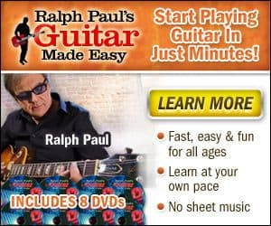 Ralph Paul's Guitar Made Easy