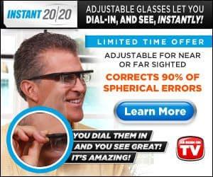 Instant 20 20 Glasses