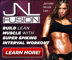 JNL Fusion Fitness Model Work Out