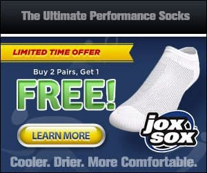 jox sox as seen on tv
