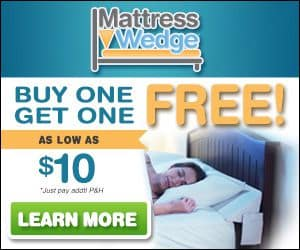 Mattress Wedge As Seen On TV