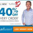 Nutrisystem Turbo Ten Diet Foods Weight Loss