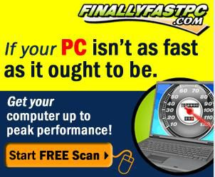 Finally Fast PC - Get PC Running Fast