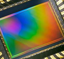 Senzor CCD si CMOS