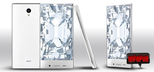 Telefon mobil Sharp Aquos Crystal