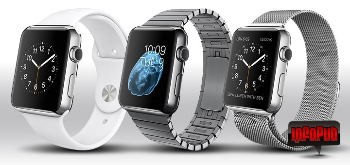 Primul ceas inteligent Watch de la Apple