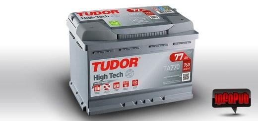 Baterii auto Tudor High Tech cu tehnologia Carbon Boost