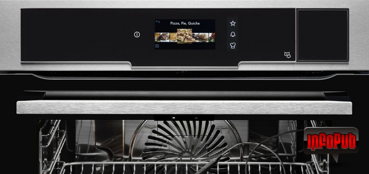 Electrolux Sous Vide EOB9956XAX cuptor incorporabil multifunctional