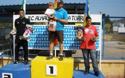 Segunda prueba del Campeonato de Málaga