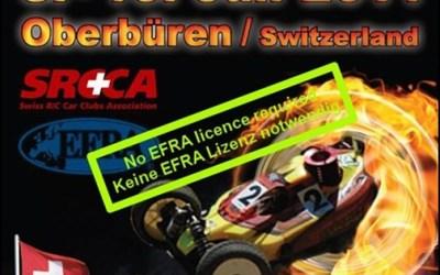 Efra GP en Suiza