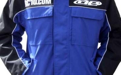 Nueva chaqueta Asso
