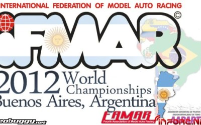 Mundiales 2012 en Argentina, confirmados