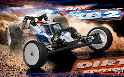 Nuevo XRay XB2 2WD Dirt Edition - Ya disponible en RCWorld