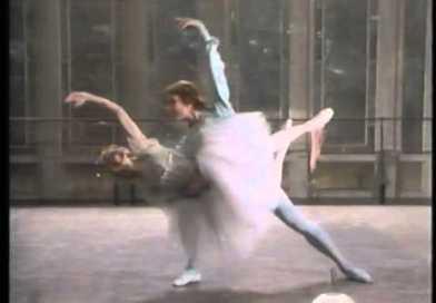 Un video al giorno – Carla Fracci e Peter Schaufuss, <em>La Sylphide</em>