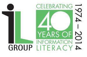 IL 40 years logo