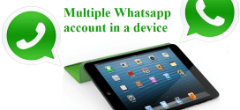 Install 2 Whatsapp on Same Android Phone [UPDATED NOV 2014]