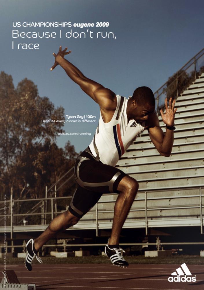 Daddys Girl Wallpaper Adidas Suspends Tyson Gay S Sponsorship Amid Failed Test