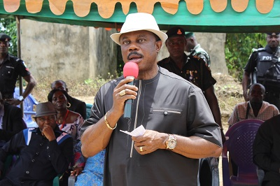 Image result for Recession: Anambra state governor suspends taxes and levies on wheel barrow pushers, hawkers, others
