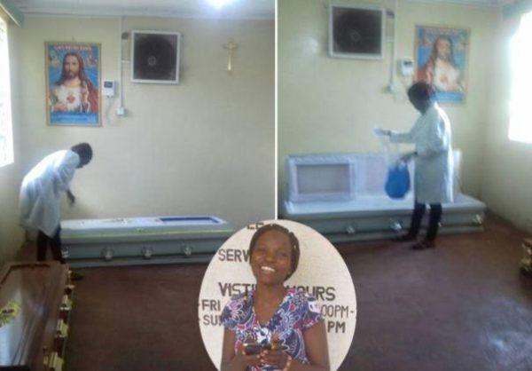 ... I Love The Deadu201d U2014 Female   INFORMATION NIGERIA   Mortician Job  Description ...
