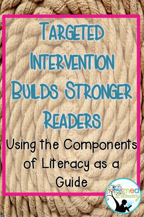 The Importance Of Targeted Reading Instruction Cover Image