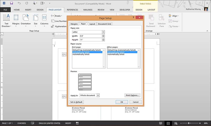 10 Mail Merge Tricks for Word 2013 #1 Don\u0027t Reinvent the Wheel