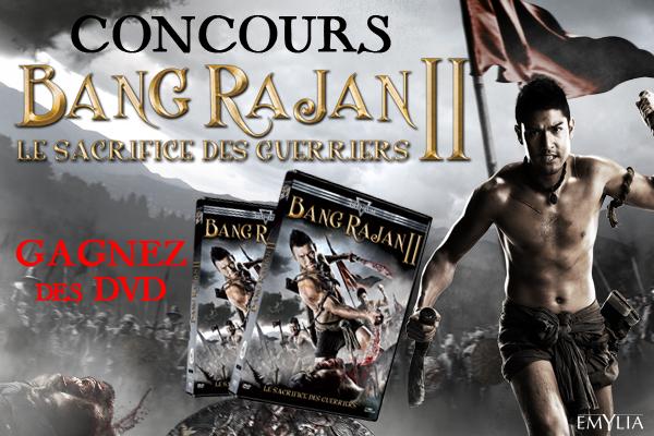 Concours Bang Rajan 2 : 5 DVD à gagner !
