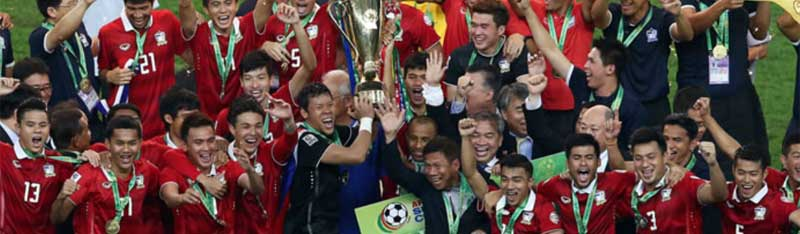 La Thaïlande remporte l'AFF Suzuki Cup !