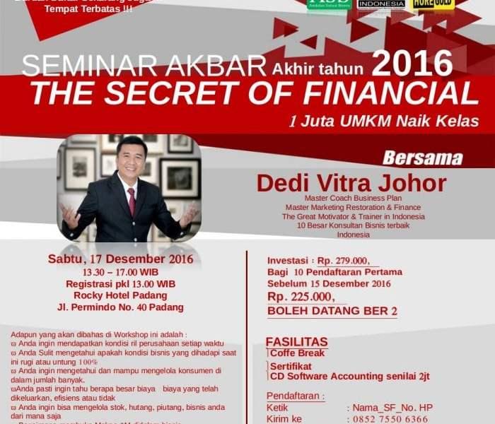 seminar-secret-of-financial