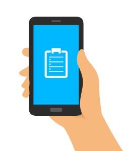 mobile survey design