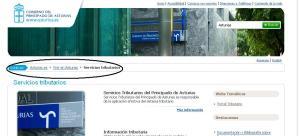 Sitio Oficial del Principado de Asturias (España)