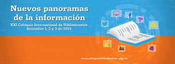 Coloquio internacional de Bibliotecarios (Guadalajara, México)