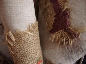 Albertina Tafolla, Libro de Artista Textil (2008)