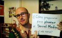 Planeación Social Media en Biblioteca con @MedeJean