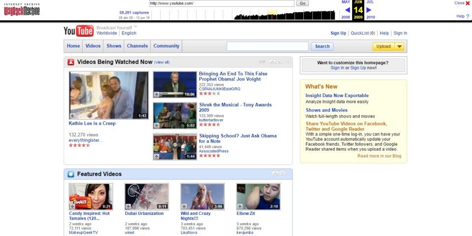 Youtube14-06-2009