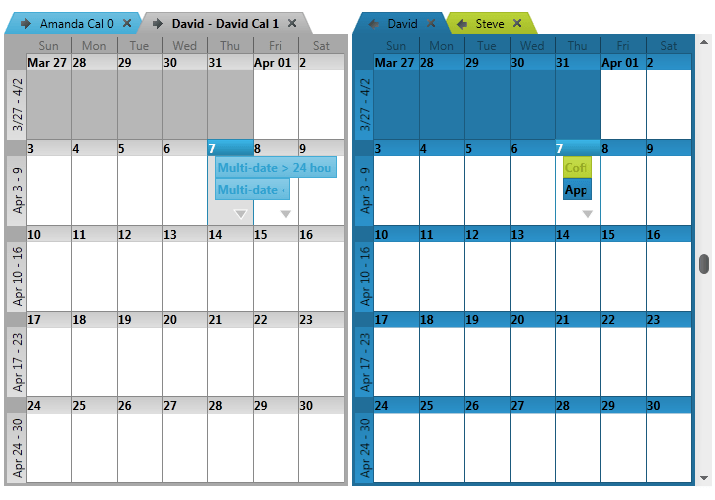 Multiple Calendars Google Map Doubling Up On Google Home How And Why To Use Multiple Month View Multiple Calendars Schedule Wpf