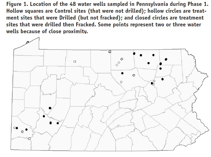 The Impact of Marcellus Gas Drilling on Rural Drinking Water Supplies