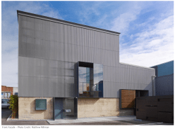 355 11th Street: The Matarozzi/Pelsinger Multi-Use Building