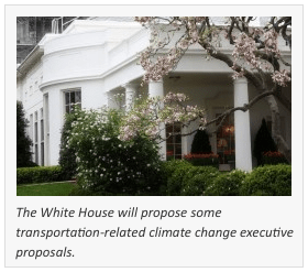 What Obama Will Propose for Transportation, in New Climate Change Approach