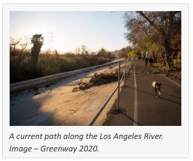 Public Private Partnership to Build 51-mile Greenway along LA River