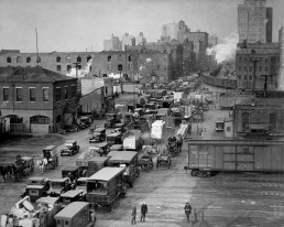 Before the High Line: Death Avenue