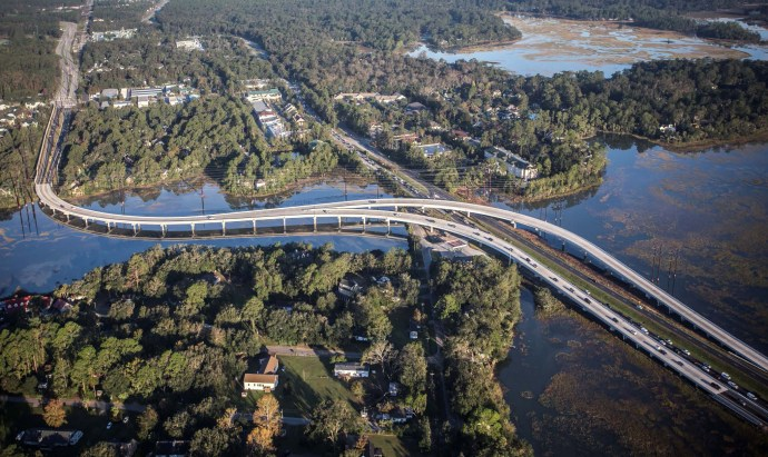 HDR|ICA: Phase 5A of the Bluffton Parkway project in Beaufort County, S.C