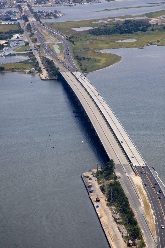 WSP Parsons Brinckerhoff, New Route 72 Manahawkin Bay Bridge, C6