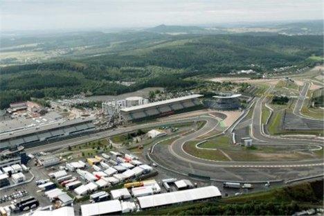 nurburgring gp f1