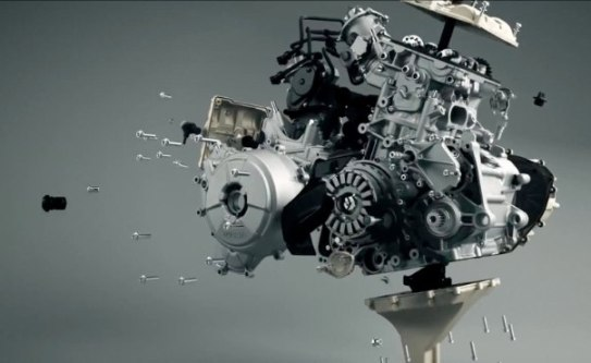 ducati 1199 engine